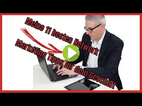 Meine 11 besten Network Marketing Tipps für dein Geschäft
