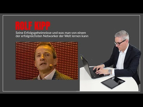 Rolf Kipp Nr.1 Distributor Forever Living Products - was wir von ihm lernen können