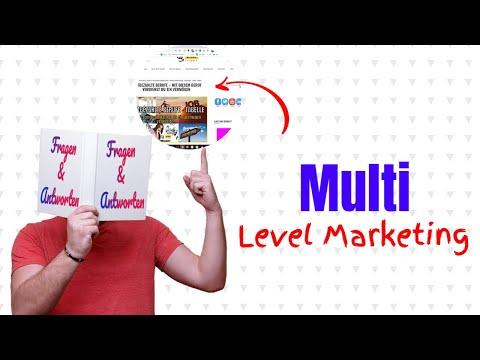 Multi Level Marketing deutsch: Häufige Fragen und Antworten