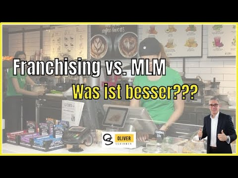 Franchising vs. Network Marketing - Was ist besser?