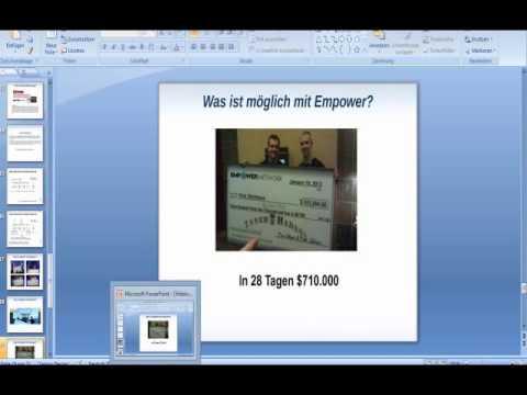 Empower Network - erfolgreich im internet geld verdienen