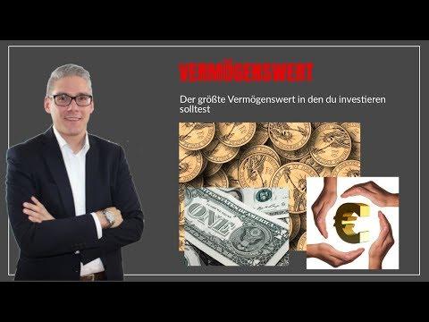 Dein größter Vermögenswert - Investiere in dich selbst