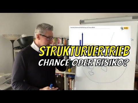 Strukturvertrieb mit Zukunft - Chance oder Risiko - Vorteile & Nachteile
