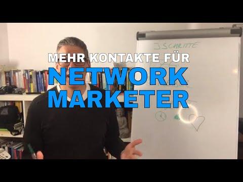 Network Marketers aufgepasst - 3 Schritte für mehr Kontakte