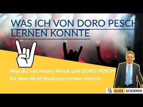 Doro Pesch - was du von Heavy Metal für dein MLM Business lernen kannst