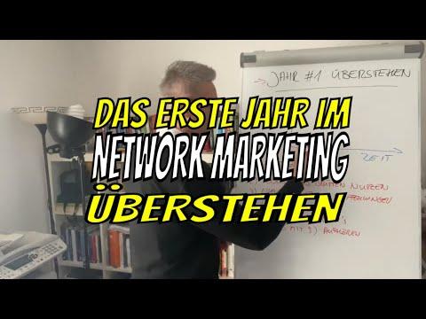 Das erste Jahr im Network Marketing überstehen - meine Tipps