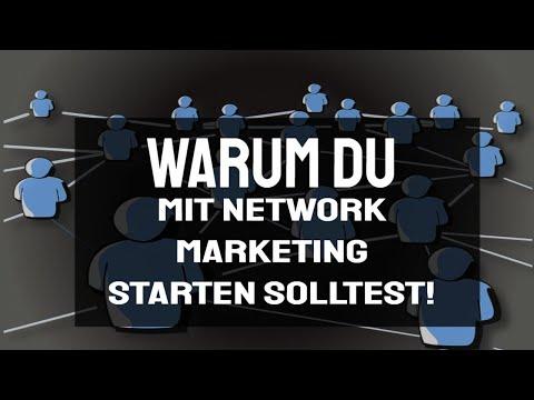 Warum du mit Network Marketing starten solltest - Network Marketing 1x1 (Tipps)