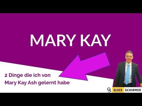 55 Jahre Mary Kay - 2 Dinge die ich von der Gründerin gelernt habe