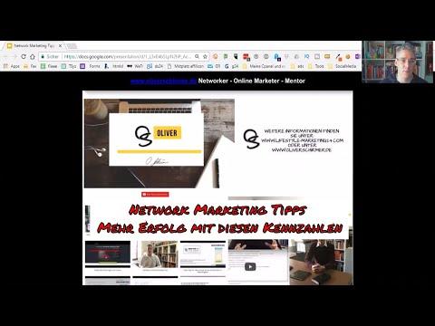 Network Marketing Tipps - Mehr Erfolg im MLM mit diesen Kennzahlen
