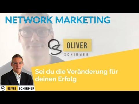 #1 Network Marketing - Sei du die Veränderung für deinen Erfolg