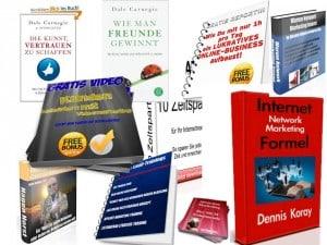 Neue Rubrik Buchempfehlungen hier auf dem Blog