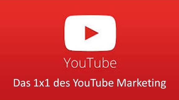 Youtube Marketing – Das 1×1 des Youtube Video Marketing