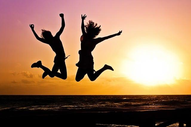 Wie kan man ein glückliches leben führen