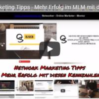 network marketing tipps