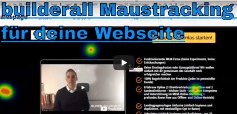 builderall Maustracking Tool deutsch – Maustracking mit dem allinonetool builderall