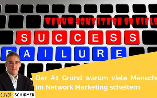 network marketing scheitern