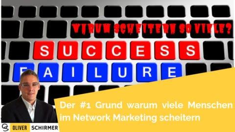 network marketing scheitern