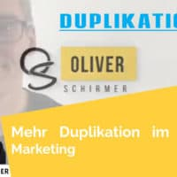Mehr Duplikation im Network Marketing
