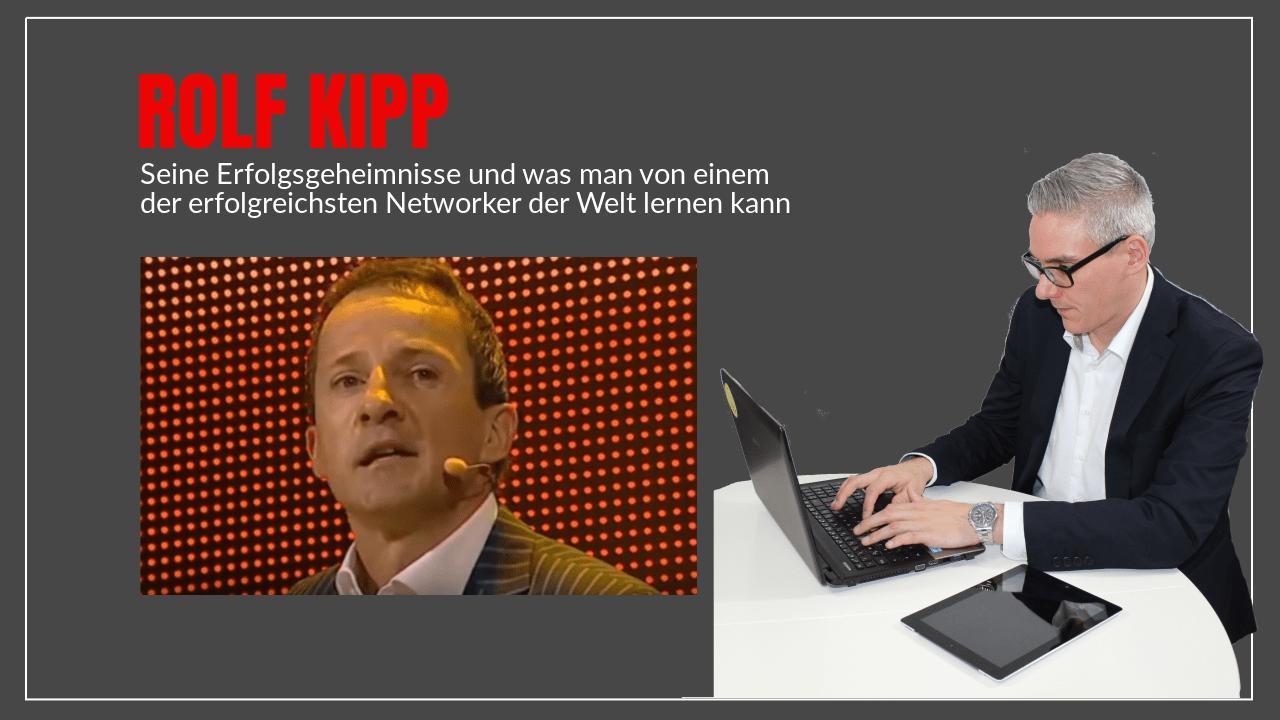 Rolf Kipp Nr.1 Distributor des MLM-Giganten Forever Living Products – was du von ihm lernen kannst.