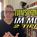 events promoten