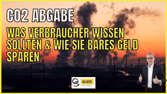 CO2 Abgabe