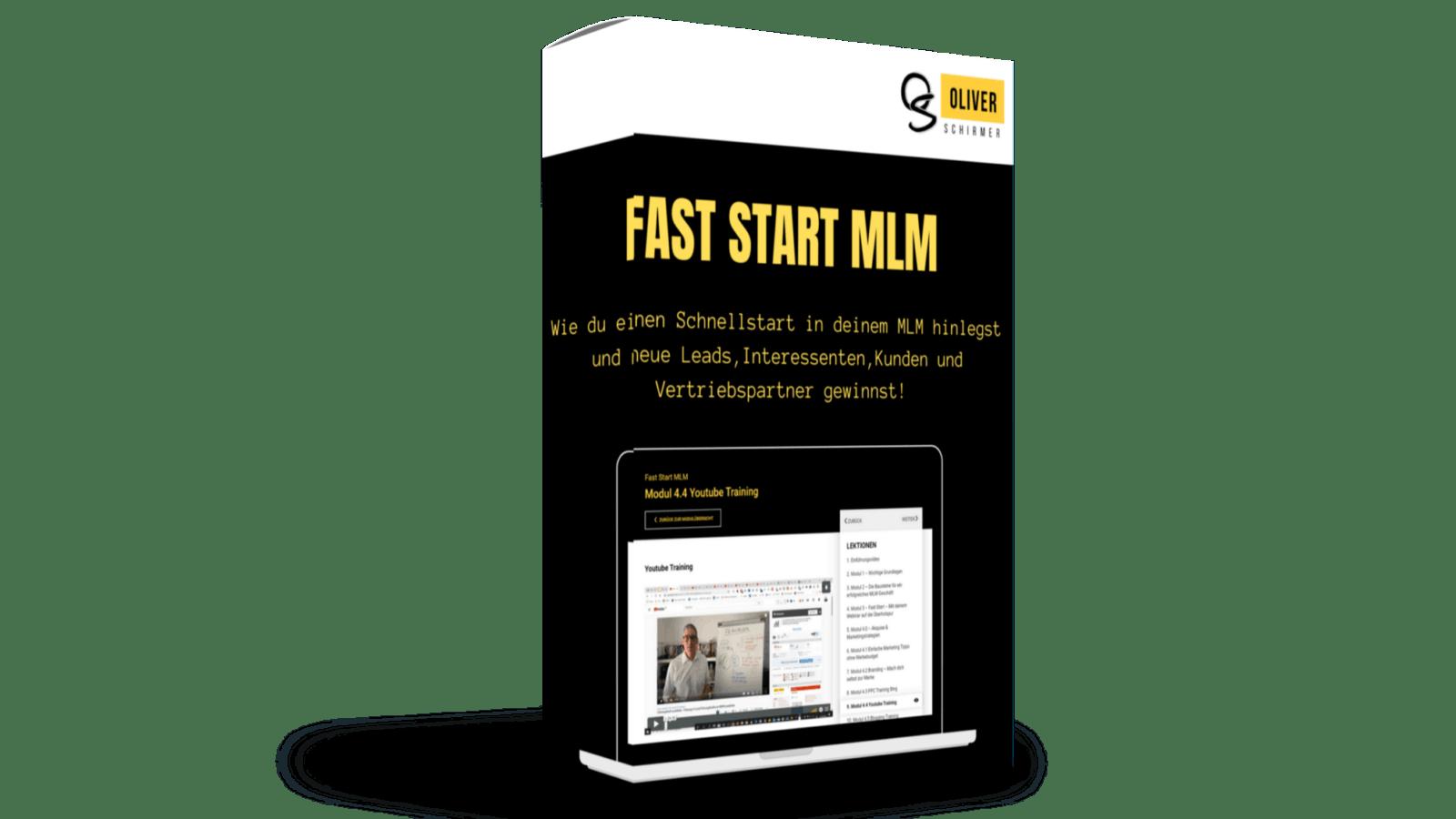 Fast Start MLM