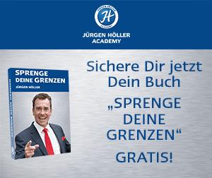 Sprenge deine Grenzen – Jürgen Höller