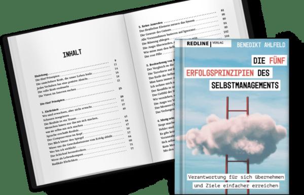 Die 5 Erfolgsprinzipien des Selbstmanagements – Benedikt Ahlfeld