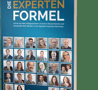 Die Experten Formel Buch