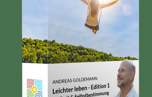 """""""Leichter leben – Edition 1"""" – Andreas Goldemann"""