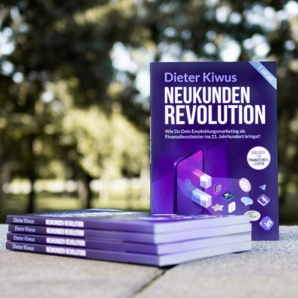 Neukunden revolution dieter kiwus