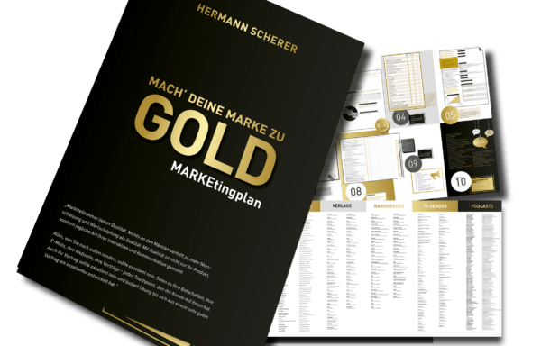 Marketingplan – Hermann Scherer