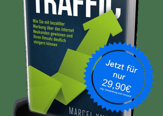Traffic Buch – Marcel Knopf