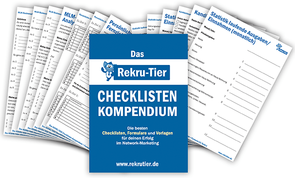 Checklisten Kompendium für Networker