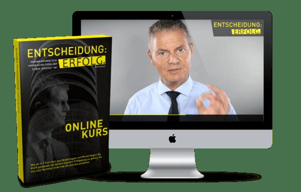 Entscheidung Erfolg Online Kurs