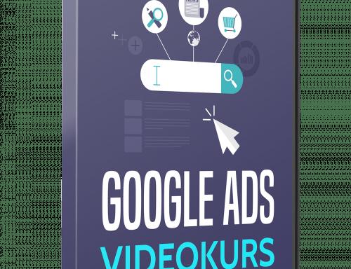 Google Ads Videokurs von Christoph Mohr