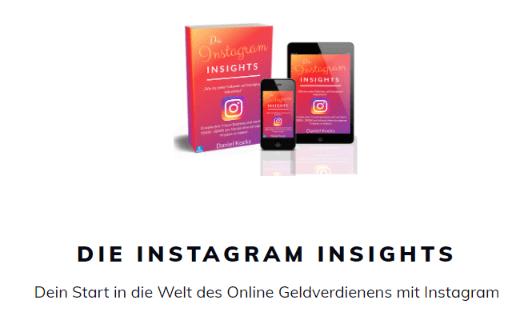 """Die """"Instagram Insights"""""""