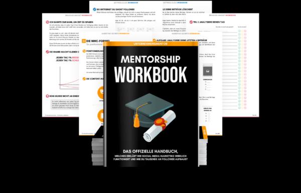 Mentorship Workbook – Instagram Marketing
