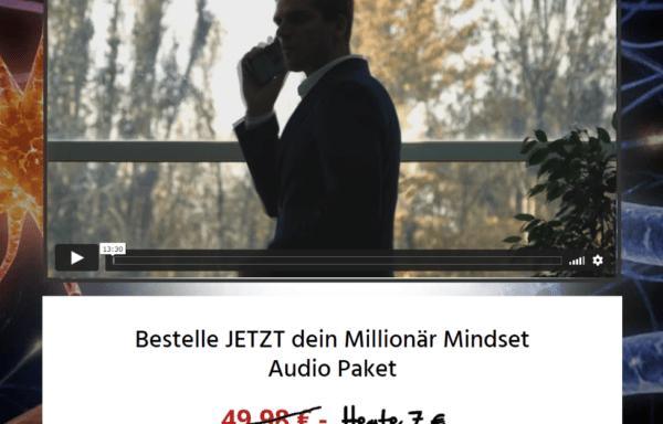 Subliminial – Millionär Mindset