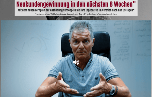 Neukunden mit Garantie – Dirk Kreuter