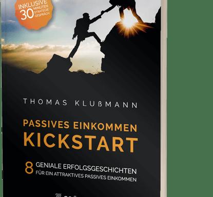Passives Einkommen Kickstart Buch