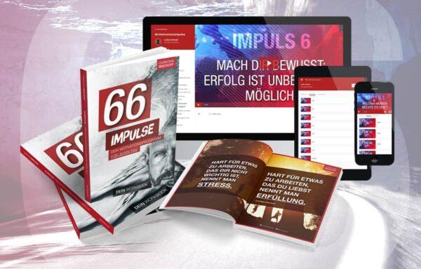 66 IMPULSE – DEIN TÄGLICHES MOTIVATIONSPROGRAMM – Christian Bischoff