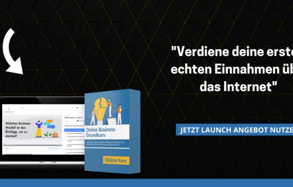 Online Business Grundkurs