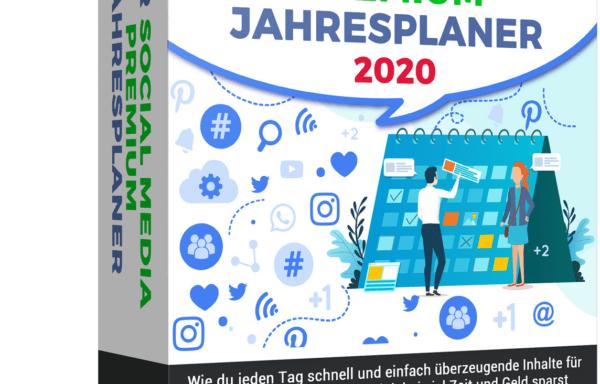 Social Media Planer Björn Tantau – 365 nützliche Ideen für täglich neue Inhalte in deinen sozialen Netzwerken