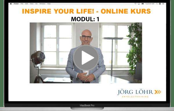 Inspire your Life – Online Kurs